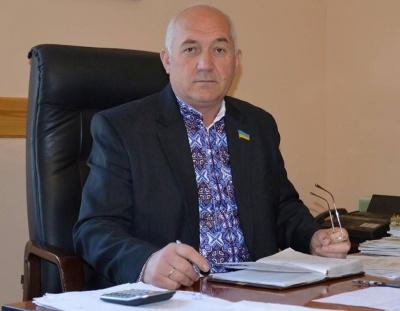 Голова Вашківецької ОТГ захворів на коронавірус