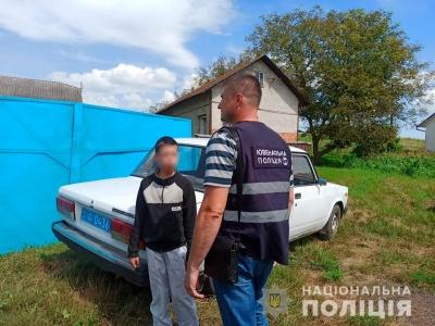 Поліція розшукала малолітнього буковинця, який втік з лікарні