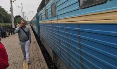 Завтра відновиться рух потяга «Чернівці–Київ»