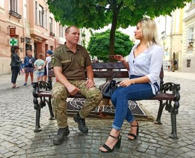 «Пригадую, той страшний день, коли втратив побратима»: боєць ООС з Буковини розповів, як проходить служба у гарячих точках