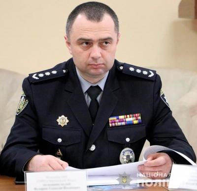 Заступником керівника буковинської поліції став Геннадій Федорюк