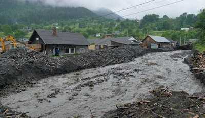 Уряд виділить Буковині понад пів мільярда на ліквідацію наслідків паводку - ОДА