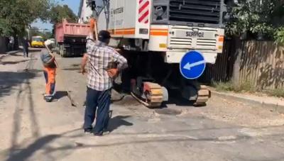 У Чернівцях розпочали ремонт вулиці Кармелюка