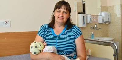 Народила 17 дитину. 41-річна мати-героїня живе на Волині