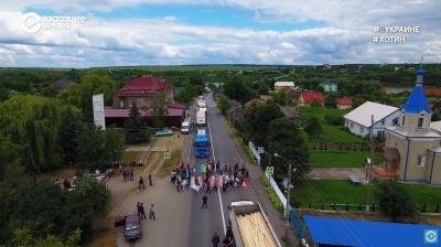 Новий адмінподіл: зняли документальний фільм про протистояння Хотина та Кельменців - відео