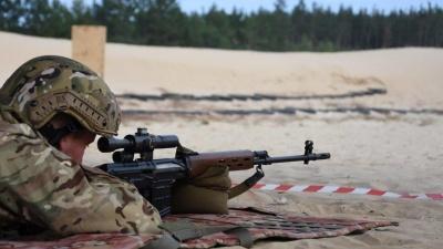 """Снайпер """"ЛНР"""" здався українським бійцям"""