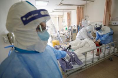 На Буковині обласна лікарня заповнена майже на 100% хворими на коронавірус