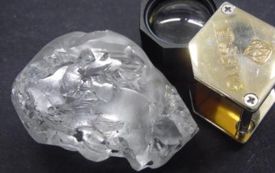 В Африці знайдено один з найбільших у світі алмазів