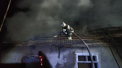 У багатоповерхівці на Буковині спалахнула пожежа: евакуювали 30 осіб