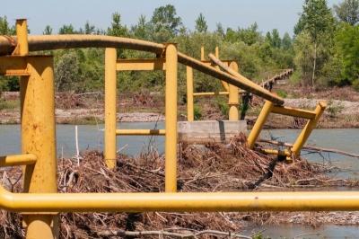 На Буковині відновлять газопостачання у 7 селах, які постраждали від червневої повені