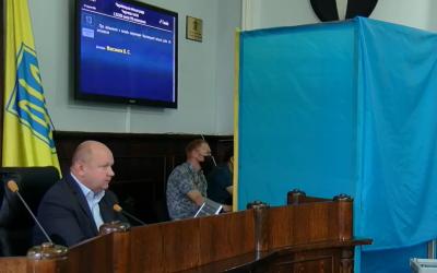 У Чернівцях депутати провалили голосування за відставку Продана