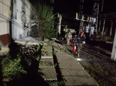 На нафтопереробному заводі в Одесі стався потужний вибух - фото
