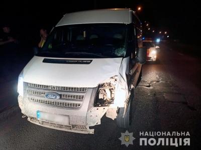 Водій, який на смерть збив жінку на Буковині, був «під кайфом»