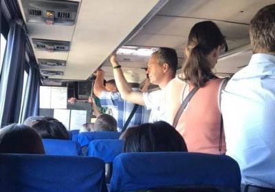 На Буковині водія маршрутки оштрафували на 17 тисяч через порушення карантину