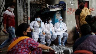 Новий антирекорд в Індії. За добу зафіксували 83833 випадки зараження на COVID-19