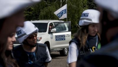 Перемир'я на Донбасі: ОБСЄ зафіксувала вже понад 900 порушень