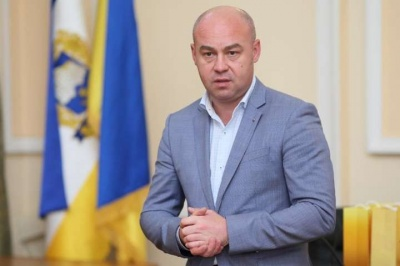 """""""Червона"""" зона. Мер Тернополя знову відмовився посилити карантинні обмеження"""