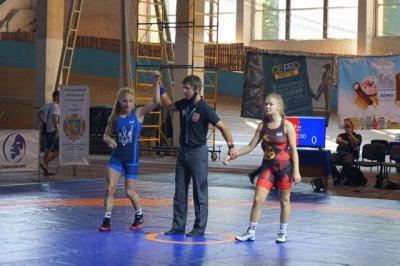 Чернівецькі спортсмени стали чемпіонами України з вільної боротьби