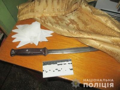 У Запорізькій області чоловік кинувся з ножем на людей: чотирьох осіб поранено, один хлопець — у реанімації