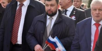 Пушилін наказав відкрити вогонь по українських позиціях на Донбасі
