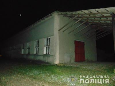 Проникли на приватну територію: на Буковині підприємець підстрелив одного зі злодіїв