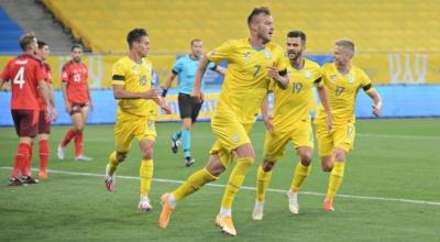 Збірна України з футболу проведе свій другий матч в Лізі націй