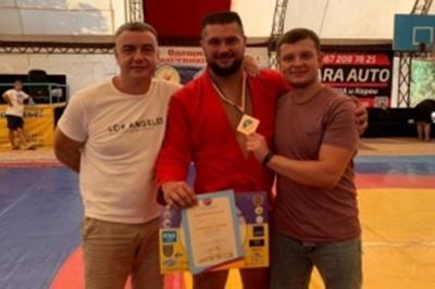 Буковинець виборов «бронзу» на чемпіонаті України із самбо