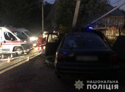 ДТП у Чернівцях: водій, який збив чоловіка на тротуарі, був напідпитку