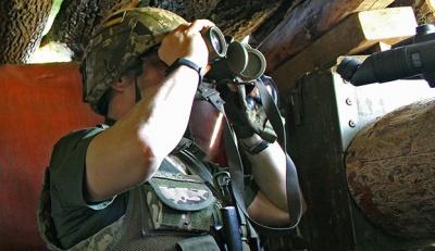 Демонстративне порушення домовленостей. Бойовики обстріляли ділянку, яку мали інспектувати разом з ОБСЄ