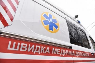На Буковині «Спринтер» збив пішохода: чоловік у важкому стані