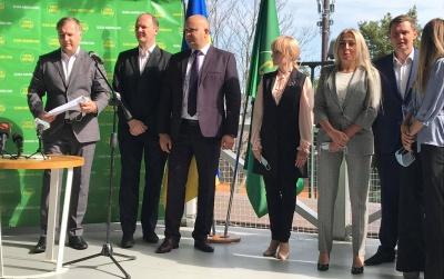 Хто із «Слуги народу» піде до Чернівецької міської та облради: презентували 8 кандидатів