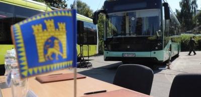 Львів знайшов заміну маршруткам. Їх витіснять 250 електробусів