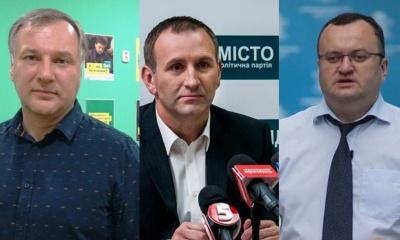 Столичні ЗМІ визначили трійку лідерів на перегонах за крісло мера Чернівців