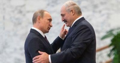 Гроші на розгін протестів. Путін підтвердив, що Москва видасть Мінську $1,5 млрд