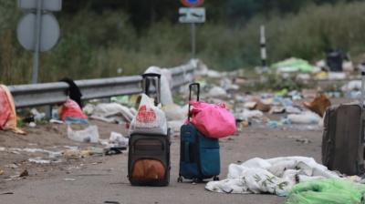 Залишили гори сміття. Хасиди відступили від українського кордону - фото