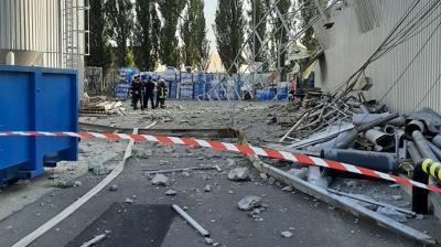 На пивзаводі у Києві стався вибух, є постраждалі