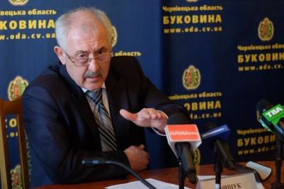 Ексгубернатор зареєструвався кандидатом у мери Чернівців