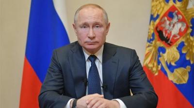 """«Звичайний баламут в інтернеті». Путін заявив Макрону, що Навальний міг сам отруїтися """"Новачком"""""""