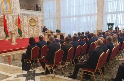 Протести у Білорусі. Лукашенко провів таємну інавгурацію