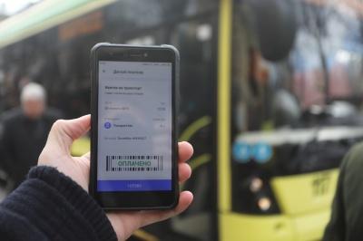 У тролейбусах Чернівців запускають Bluetooth-систему безготівкової оплати за проїзд