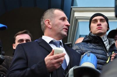 Михайлішин очолив партію, назвавши її своїм прізвищем