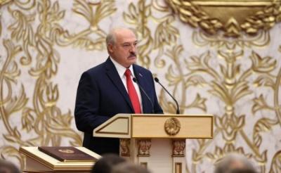 Результати виборів були сфальсифіковані. США, ЄС, Велика Британія та Канада не визнають легітимності Лукашенка