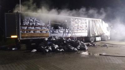 За добу на Буковині сталося 13 пожеж