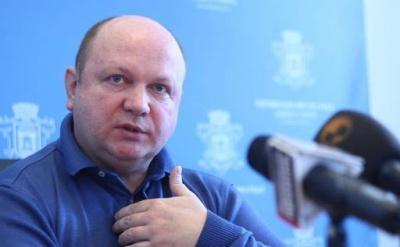 Продан балотуватиметься на посаду міського голови Чернівців