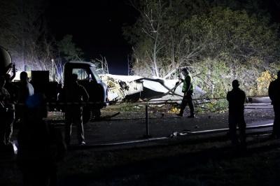 """""""Стрибали без парашута"""": очевидець розповів, як рятувались курсанти з падаючого літака АН-26"""