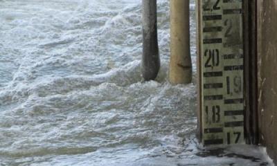 Через значні опади на Буковині очікується підйом рівня води у річках