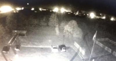 З'явилося відео з моментом катастрофи літака Ан-26 під Харковом