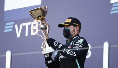 Формула-1. Гран-прі Росії виграв Боттас