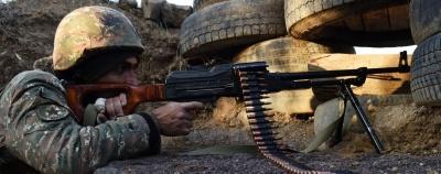 Війна у Нагірному Карабаху. У Вірменії заявили про загибель 16 військових