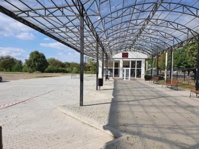 У Чернівцях на Калинівському ринку невдовзі запрацює нова автостанція
